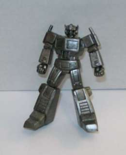 TRANSFORMERS TAKARA PEWTER OPTIMUS PRIME