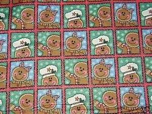 GINGERBREAD GUYS & DOLLS Christmas NURSE SCRUB TOP
