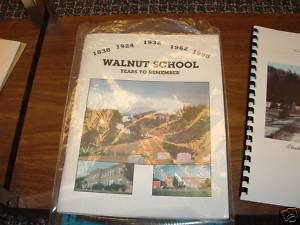 Madison County NC Walnut School Years to Remember Photo