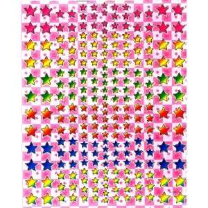 Stars STICKER SHEET BL310~ great for reward charts Everything Else
