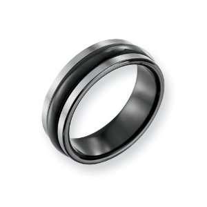 Comfort Fit Wedding Band Ring (SIZE 12.5 ) Vishal Jewelry Jewelry