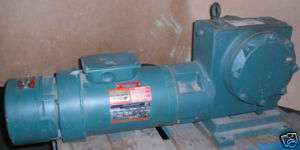 Reliance Electric Motor And Gear Drive