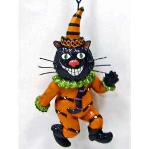 December Diamonds Black Cat Halloween Ornament Everything