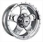 18 Chrome Alloy Ion Style 177 Wheels 6x5.5 Silverado K1500 Tacoma