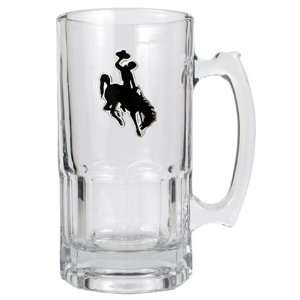 University of Wyoming Cowboys Extra Large Beer Mug Sports