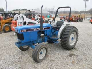 FORD NEW HOLLAND 3415 TRACTOR, 500 HOURS |