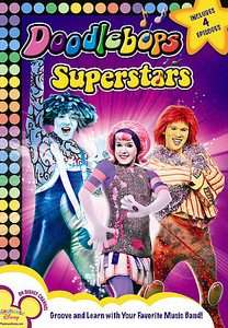 Doodlebops   Superstars DVD, 2007