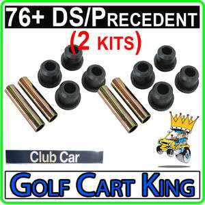 Car DS/Precedent (76 Up) Front/Rear Golf Cart Leaf Spring Bushing Kit