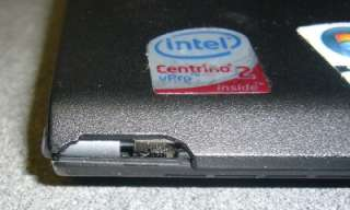 IBM Lenovo X200 Laptop Core 2 Duo 2.40GHz 2GB Ram No Hard Drive