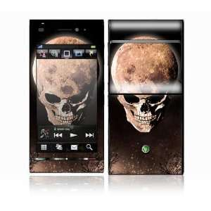 Sony Ericsson Satio Decal Skin Sticker   Bad Moon Rising