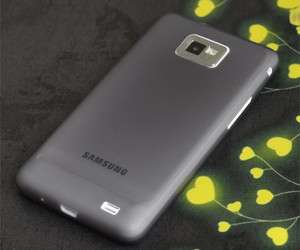 THIN 0.3mm Cover Bumper Case For SAMSUNG GALAXY S2 SII i9100