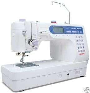 Janome Sewing Machine Memory Craft 6500 + FREE 2ND DAY 732212172618