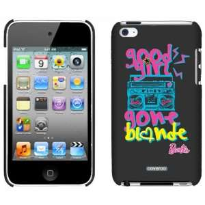 Barbie   Good Girl Gone Blonde design on iPod Touch 4G Snap On Case