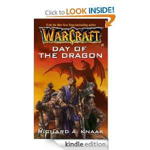 Warcraft Day of the Dragon Day of the Dragon No.1 Richard A. Knaak
