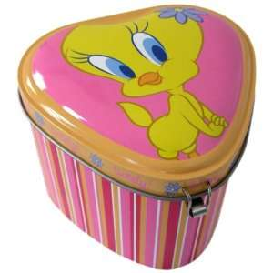 Looney Tunes Tweety Bird Keepsake tin box Toys & Games