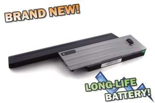 Cell Extended Battery ► for DELL Latitude D620 + D630