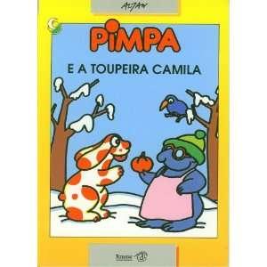 Camila.   ilustrada a cores (Campo das Letras) (9789726100416): Books