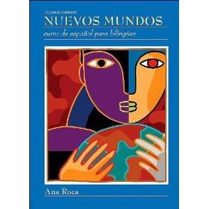 Nuevos Mundos (text only) 2nd(Second) edition by A. Roca  N/A  Books