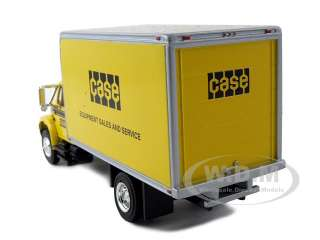 INTERNATIONAL DELIVERY TRUCK CASE SALES 1/54 FIRST GEAR
