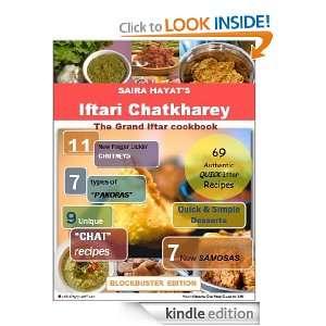 Saira Hayats Iftari Chatkharey   the Grand Iftar Cook Book: Saira