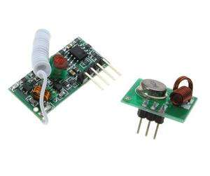 RF Radio Wireless Data Transmitter/Receiver   433MHz