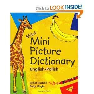 Milet Mini Picture Dictionary English Polish