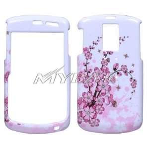Spring Flower Design Snap On Hard Case for Samsung Jack