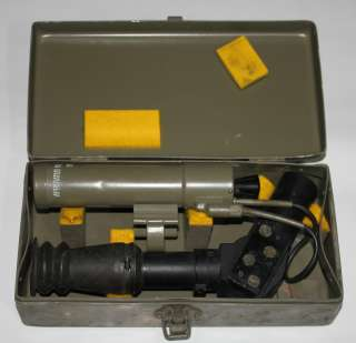 MILITARY US ARMY NAVY AIR FORCE SIGHTING FIRING TELESCOPE SCOPE