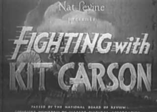 Fighting With Kit Carson DVD 1933 Western 12 Chapters Johnny Mack