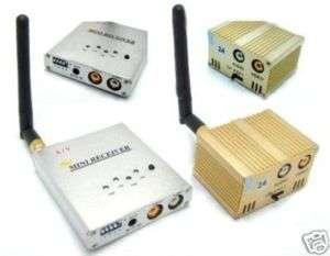 4Ghz 3000mW Wireless CCTV Transmitter &Receiver 3W