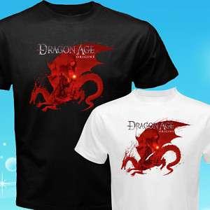 New DRAGON AGE ORIGINS Awakening Star Wars Game T shirt