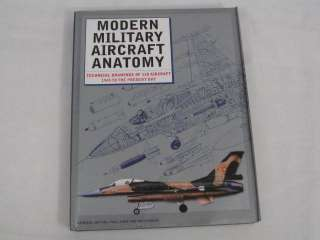 Military Aircraft Anatomy Aviation Technical Drawings WWII Reference