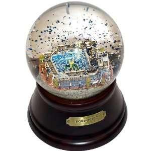 NFL Detroit Lions Ford Stadium Musical Snow Globe Sports