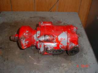 800 600 FORD TRACTOR WORKING HYDRAULIC PUMP FORD 641 860 900