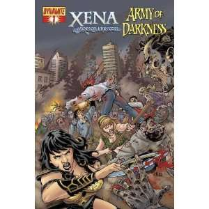 Xena Warrior Princess Army of Darkness Number 1 (What Again Part 1 of
