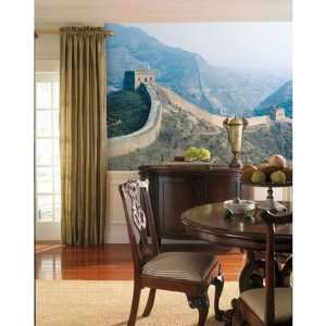 The Great Wall XL Wallpaper Mural 6 x 10.5 Everything