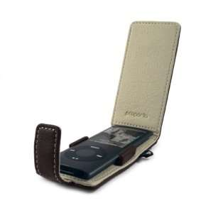 Proporta Apple iPod nano 4G Case   Leather Style   Brown
