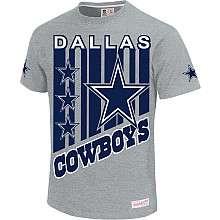 Mitchell & Ness Dallas Cowboys Touchback Short Sleeve T Shirt