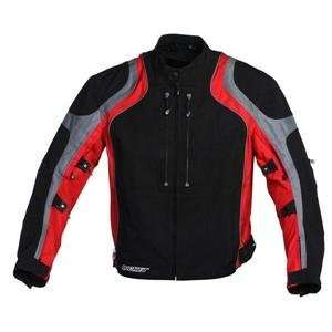 Joe Rocket Meteor 6.0 Jacket   Medium/Black/Red/Gunmetal