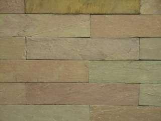 35,64 Euro/m²) Naturstein Verblender Wandverkleidung Schiefer