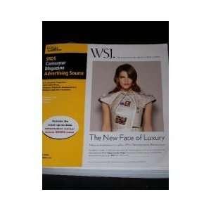 Advertising Source, Volume 90) (90) Wall Street Journal, WSJ Books