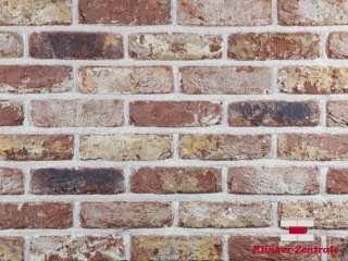 Retro Verblender antik rot,Vormauer Verblender,Klinker