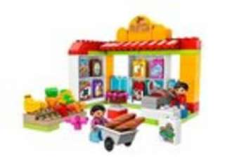 LEGO DUPLO Supermarkt 5604 Set mit Sound TOP komplett in Nordrhein
