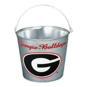 Georgia Bulldogs ( University Of ) NCAA 5 qt Metal Ice