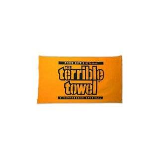 Steelers Circle NFL Fiber Reactive Pool/Beach/Bath Towel Home
