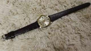 ROLEX OYSTER PERPETUAL DATE 18KT YG/S.S LADIES WATCH 1967 N.R