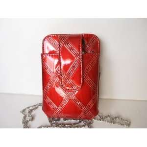 iphone Bag Case with Wallet Made Pvc Material Purse Handbag Carrying