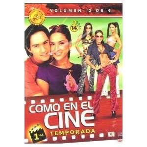COMO EN EL CINE : TEMPORADA 1 VOL.2: Movies & TV