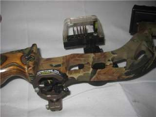 Jennings Buckmasters Right Hand Camo Compound Bow Bundle Quide Sight