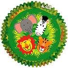 Jungle Safari Zoo Animals Party Cupcake Picks Pics items in Discount